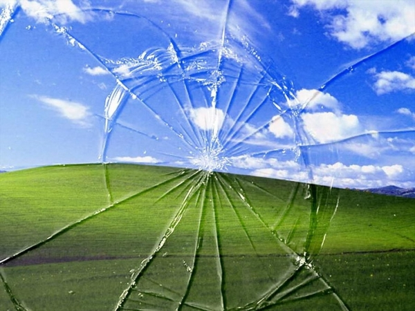xp wallpaper downloads. broken xp wallpaper